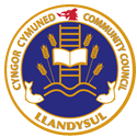 Llandysul Community Council Badge of office